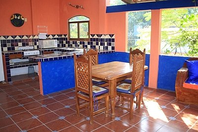 Bungalow Lupe 1 La Manzanilla Mexico Vacation Rental Jalisco