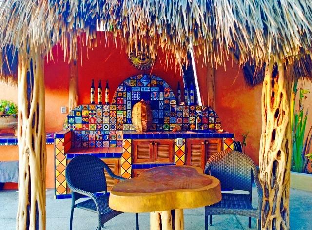 Casa espiritu del sol 1 la manzanilla vacation rental for Casa del barbecue